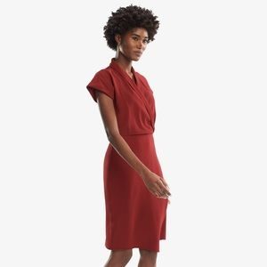 MM LaFleur Tory Dress in Rust Sz 10